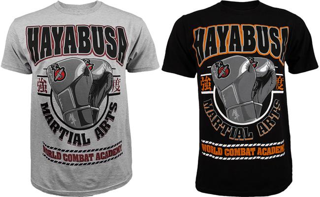 hayabusa-academy-shirt