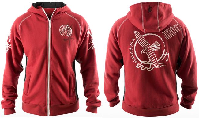 hayabusa-warrior-hoodie