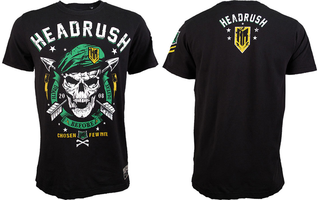 headrush-commando-shirt
