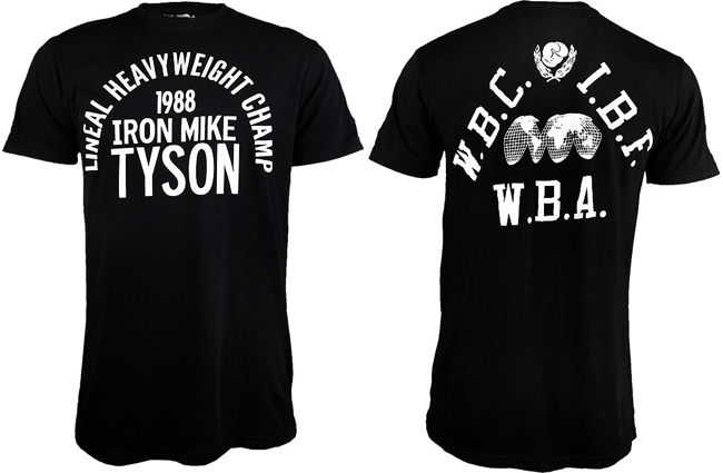Mike Tyson Clothing Line Uk