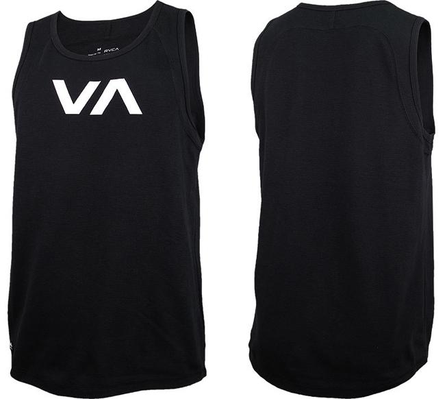 rvca-va-sport-thermax-tank-black