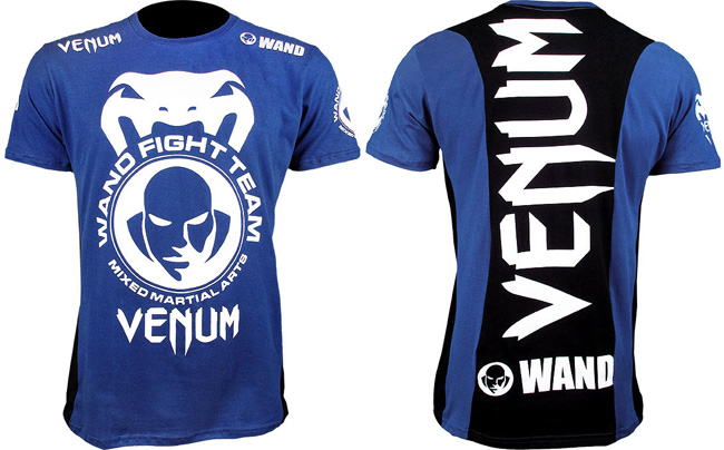 venum-team-wand-shirt-blue