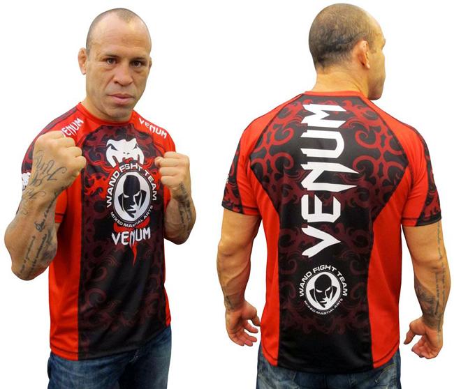 Venum wanderlei silva ufc 147 walkout shirt preview for Wanderlei silva tattoo