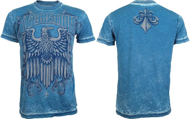 affliction-eaglewind-shirt-blue