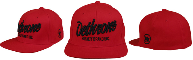 dethrone-brand-inc-hat-red