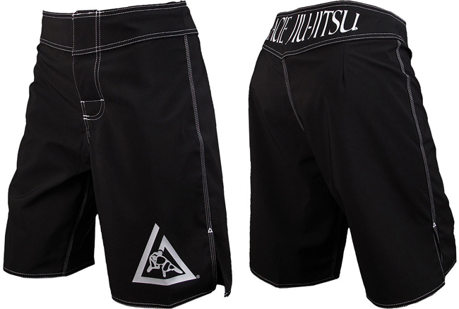 gracie-academy-fight-shorts
