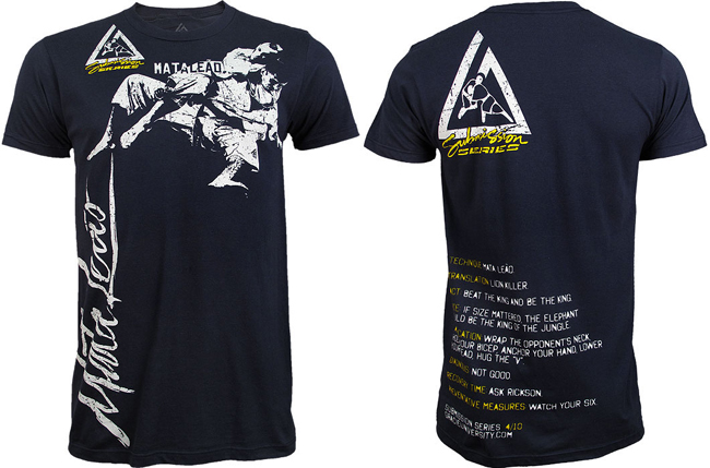 gracie-academy-submission-series-mata-leao-shirt