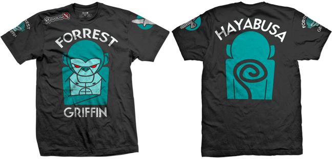 hayabusa-forrest-griffin-shirt