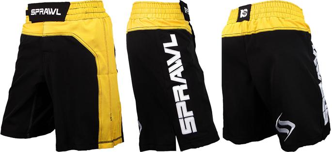 sprawl-10th-anniversary-fight-shorts