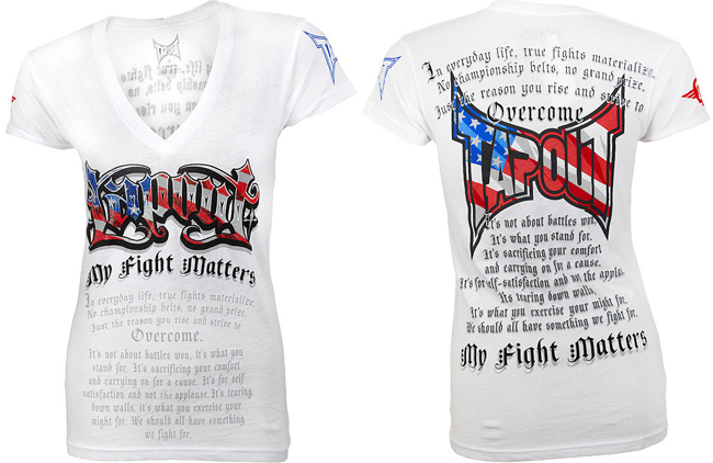 tapout-chael-sonnen-womens-tee