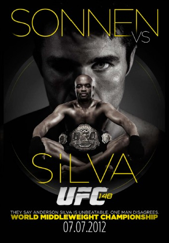 ufc-148-limited-edition-poster