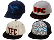 3bca9cc7866 Top off your fight style all season long with this latest collection of UFC  Hats including flat brims