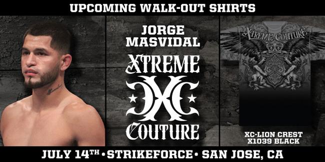 xtreme-couture-jorge-masvidal-strikeforce-shirt