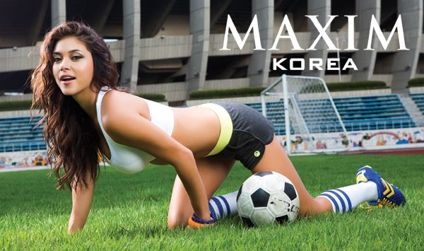 Arianny-Celeste-Maxim-Korea-2