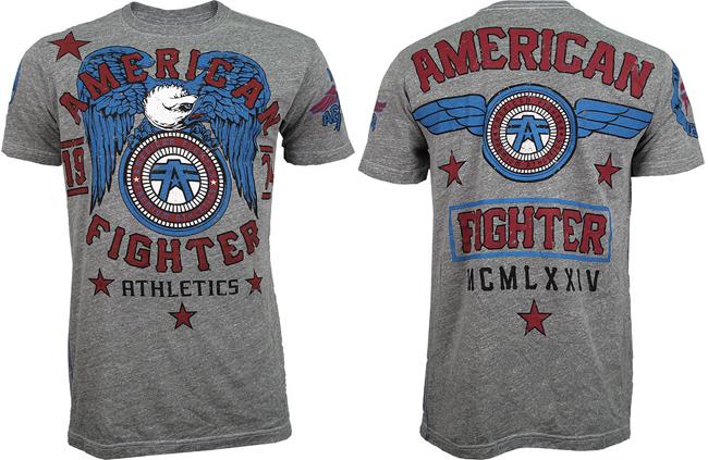 american-fighter-montana-shirt-grey