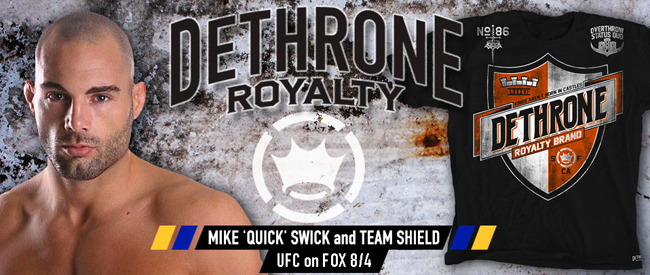 dethrone-mike-swick-ufc-on-fox-4-shirt