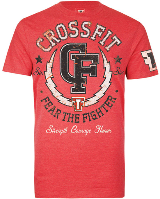 fear-the-fighter-cross-fit-shirt