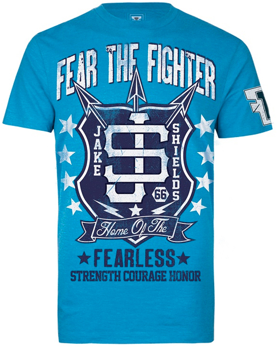 fear-the-fighter-jake-shields-ufc-150-shirt