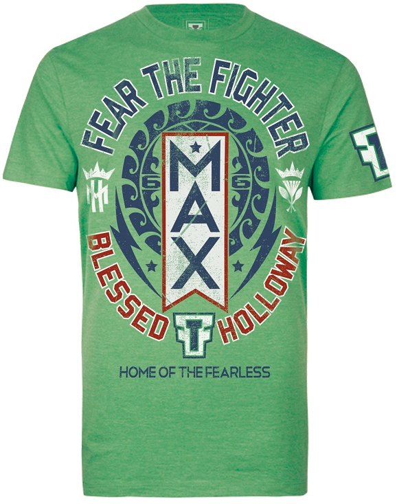 fear-the-fighter-max-holloway-shirt