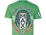 fear-the-fighter-max-holloway-tee