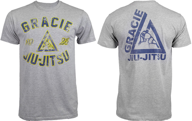 gracie-acaddemy-collegiate-II-shirt