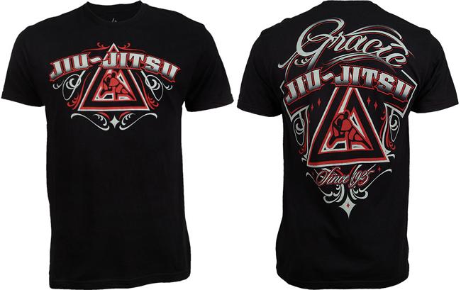 gracie-academy-class-shirt