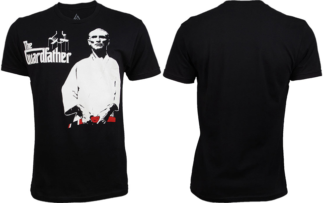 gracie-academy-the-guardfather-shirt