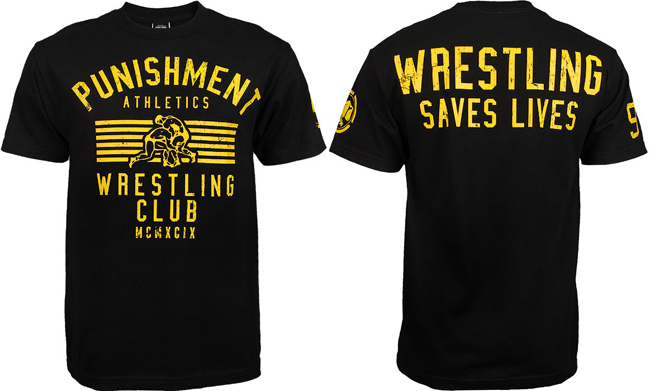 punishment-wrestling-saves-lives-shirt