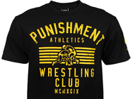 punishment-wrestling-shirt
