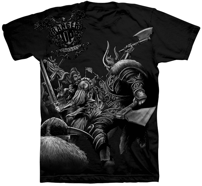 ranger-up-god-of-war-shirt-front