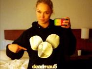 ronda-rousey-deadmau5-hoodie