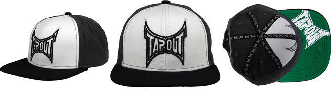 tapout-snapped-snapback-hat
