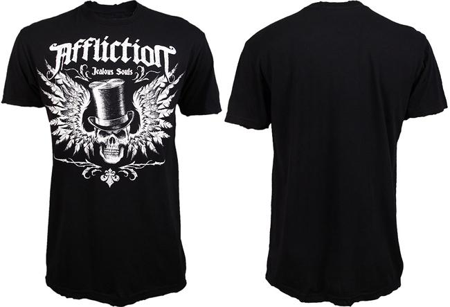 affliction-tophat-shirt