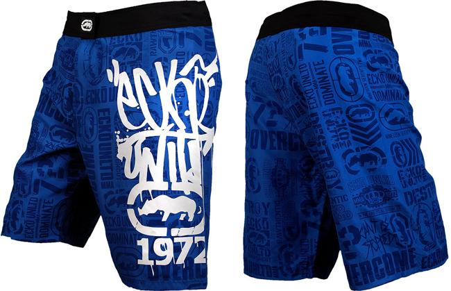 ecko-mma-greatest-hits-shorts-blue