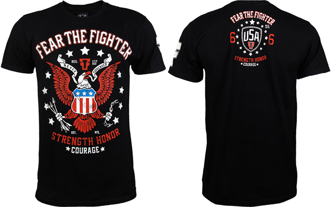 fear-the-fighter-usa-shirt