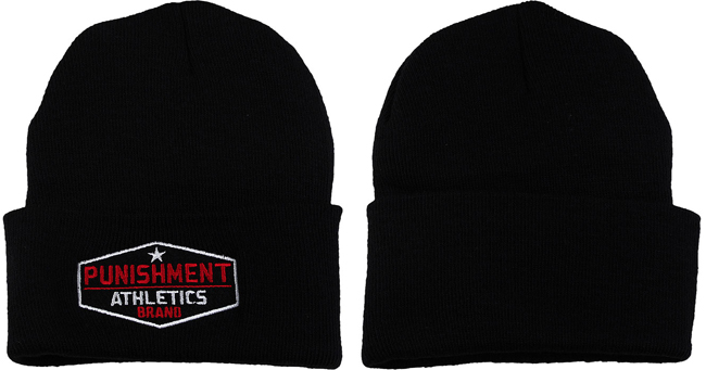 punishment-athletics-trademark-beanie