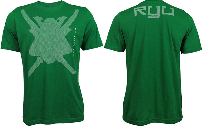 ryu-shikami-shirt-green