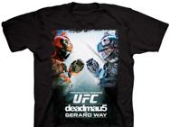ufc-deadmau5-t-shirts