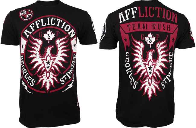 affliction-gsp-ufc-154-shirt-black