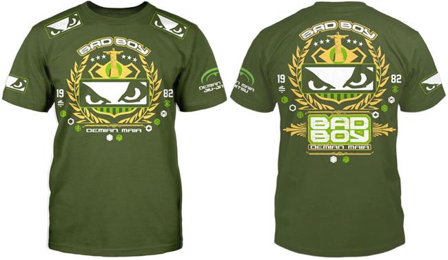 bad-boy-demian-maian-ufc-153-shirt