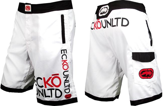 ecko-go-harder-fight-shorts-white
