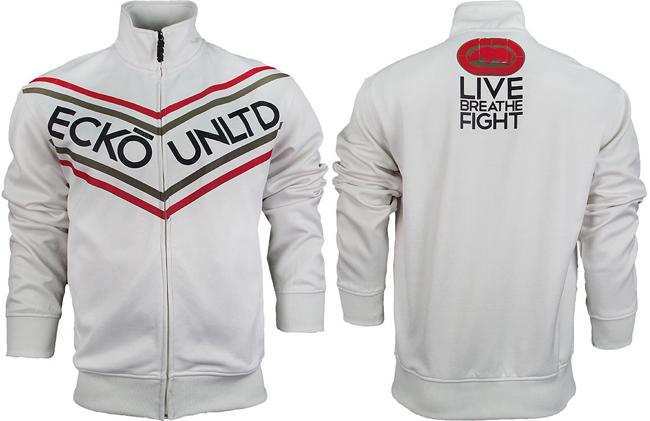 MMA Track Jacket LBF Black Ecko Unltd
