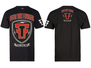 fear-the-fighter-red-shield-t-shirt