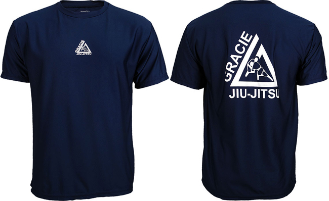 gracie-jiu-jitsu-training-shirt-navy
