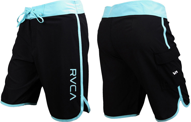 rvca-eastern-II-trunks-aqua