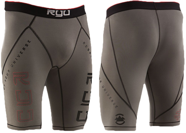 RYU Tanto Compression Shorts - CLICK HERE TO BUY