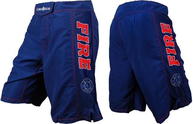 clinch-gear-fire-shorts