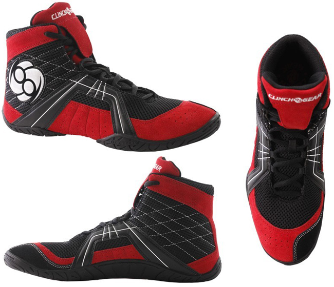 Clinch Gear Reign Wrestling Shoes Fighterxfashion Com