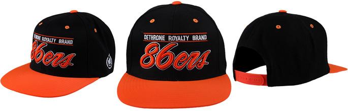 dethrone-86ers-hat-orange
