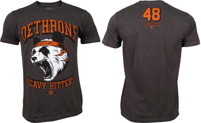 dethrone-pablo-sandoval-shirt